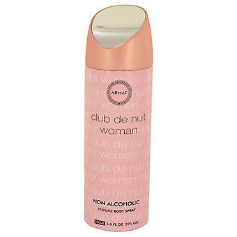 Club de nuit body spray by armaf 538224 195 ml