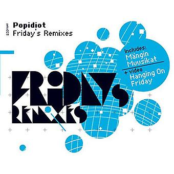 Friday's Remixes [CD] USA import