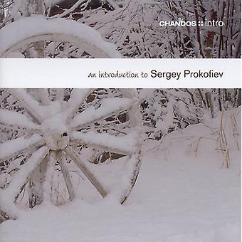 S. Prokofiev - An Introduction to Sergey Prokofiev [CD] USA import