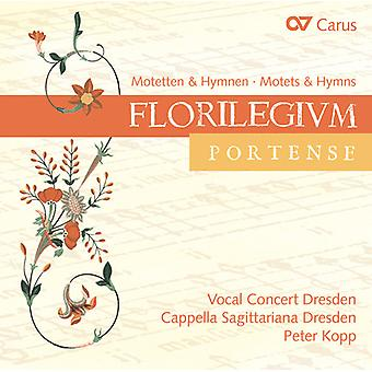 Hassler / Vocal Concert Dresden - Florilegium Portense [CD] USA import