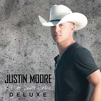 Justin Moore - Kinda Dont Car(Dlx) [CD] USA import