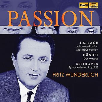 Beethoven / Bach, J.S. / Handel - Passion [CD] USA import