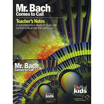 Classical Kids - Mr. Bach Comes to Call [CD] USA import