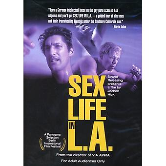 Sex/Life in L.a. [DVD] USA import