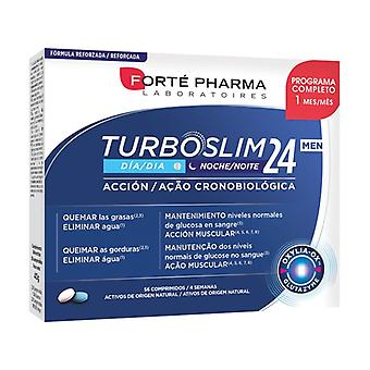Turboslim 24 (Men) 56 tablets
