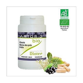 Artos 3 - Joints 120 capsules