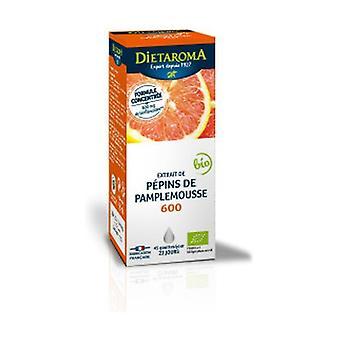 Grapefruit seed extract 600 50 ml