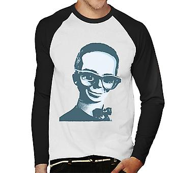 Thunderbirds Iconic Brains Men's Baseball langärmeliges T-Shirt