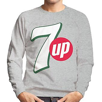 7up Modern Logo Men's Sweatshirt 7up Modern Logo Men 's Sweatshirt