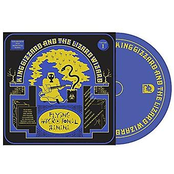 King Gizzard & the L - Flying Microtonal Ba [CD] USA import