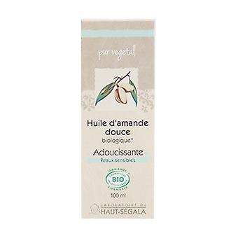Organic virgin sweet almond oil 100 ml