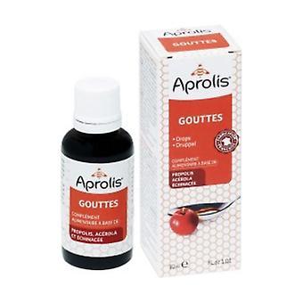 Gouttes à la Propolis 30 ml