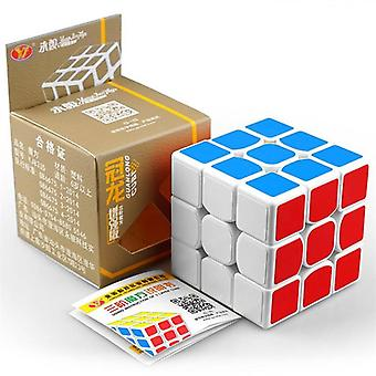 3x3x3 Magic Cube Professional Puzzle Game Smooth Rotating Toys For Children