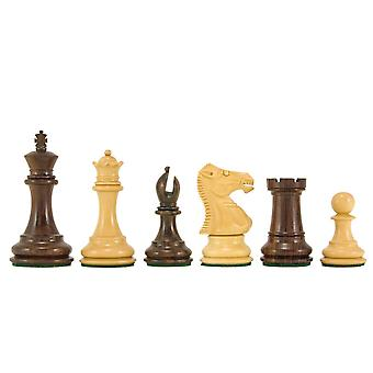 Windsor serie Rosewood Staunton Chess Pieces 3 inch