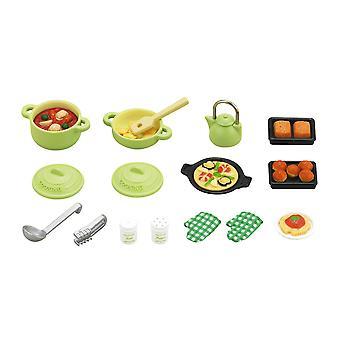 Sylvanian Families - Kitchen Cooking Set