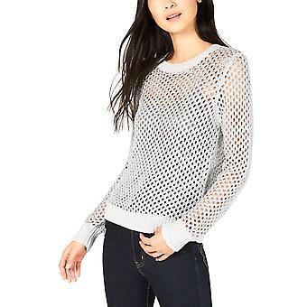 בר III | סוודר מתכתי עם תפר פתוח