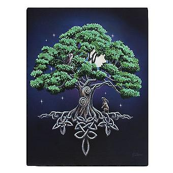 Something Different Tree of Life Canvas Print Lisa Parker