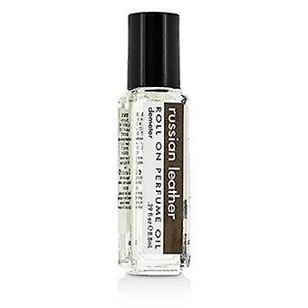 Russian Leather Roll On Perfume Oil 8.8ml or 0.29oz