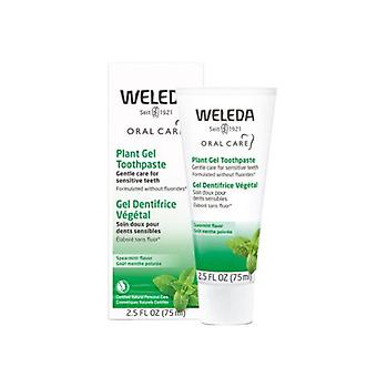 Weleda Plant Gel Dentifrice, 2,5 Oz