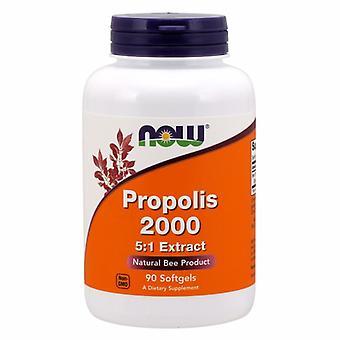 Now Foods Propolis 2000, 90 Softgels