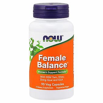 Nyt Elintarvikkeet Naisten tasapaino, 90 Caps