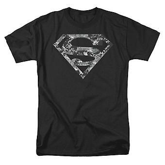 Superman Urban Camo Shield T-shirt