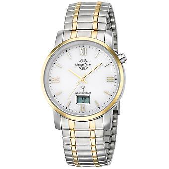 Mens Watch Master Time MTGA-10310-13M, Quartz, 41mm, 3ATM