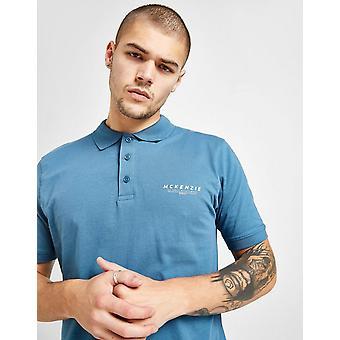 Uusi McKenzie Essential Poolopaita Miesten sininen