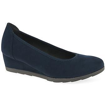 Soft Line (Jana) Esther Womens Wedge Heel Shoes