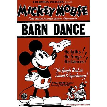 Barn Dance The Movie Poster Print (27 x 40)