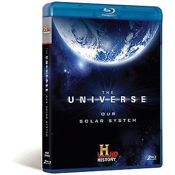 Universet: Vores Solar System [Blu-ray] [BLU-RAY] USA import