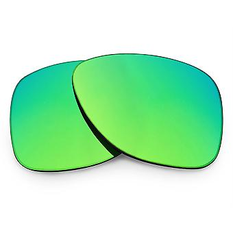 العدسات البديلة المستقطبة لـ Oakley Dispatch 2 نظارات شمسية مضادة للخدش الأخضر