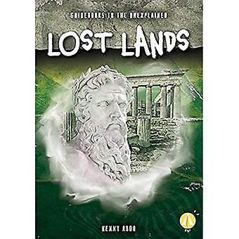 Guidebooks to the Unexplained: Lost Lands
