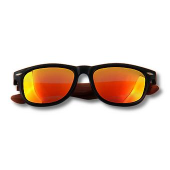 Rose Wood Wanderer Sunglasses