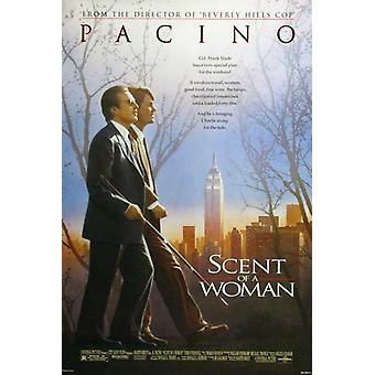 Lukten av en kvinne film plakatutskrift (27 x 40)