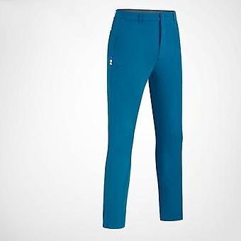 Golfové kalhoty- Pánské kalhoty pas elastické Slim Fit Pgm Golfové oblečení