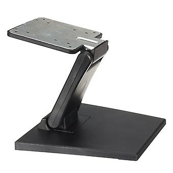 Monteret Fold Monitor Holder, LCD Display Press Screen Stand (sort)