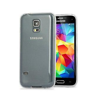 FONU Silikon Backcase Fall Samsung Galaxy S5 / S5 Neo - Transparent