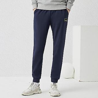 الربيع الجديد السراويل الركض الرجال رسم مريحة مرونة الخصر Sweatpants