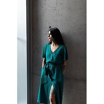 Keandra šaty | Emerald