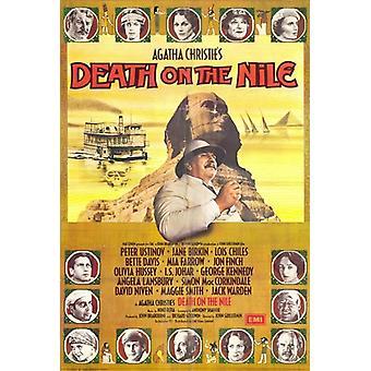 ナイルの映画ポスター (11 x 17) 上の死