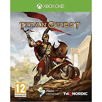 Titan Quest Xbox One Game