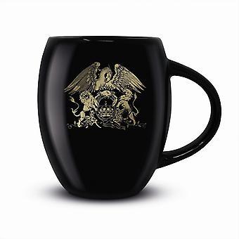 Queen Gold Crest Mug