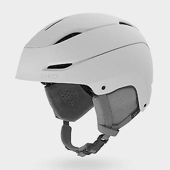 New Giro Women's Ceva Snow Helmet Grey