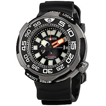 Męski zegarek Citizen BN7020-09E, Kwarc, 53mm, 100ATM