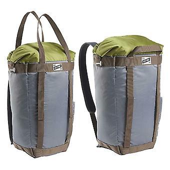 Kelty Tote Rucksack عارضة Daypack حقيبة الظهر الواصلة حقيبة 51 سم، 30 لتر، قلعة غراي