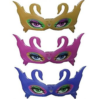 Eye Masks Diva Girls 3 Pieces One-Size