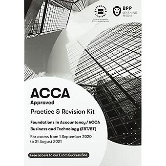 FIA Business and Technology FBT ACCA F1 by BPP Learning Media