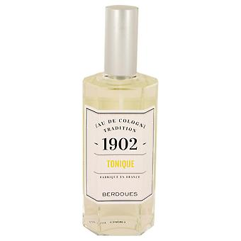 1902 Tonique Eau De Cologne Spray (unboxed) By Berdoues 4.2 oz Eau De Cologne Spray