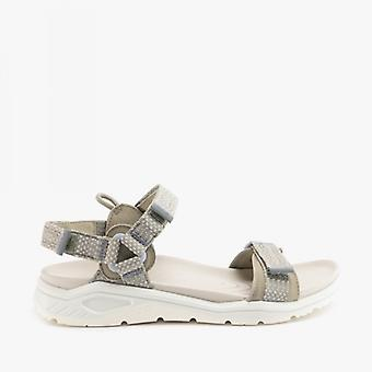 ECCO X-trinsic Ladies Waterproof Outdoor Sandals Vetiver